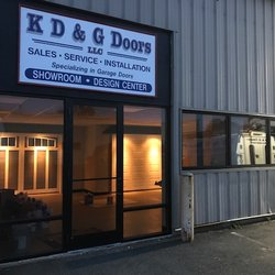 Photo of KD u0026 G Doors - Wallingford CT United States. Wallingford Showroom & KD u0026 G Doors - Garage Door Services - 25 N Plains Hwy Wallingford ...