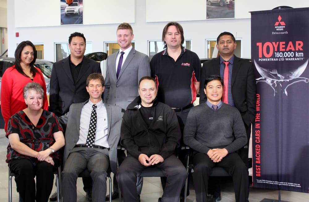 Waverly Car Dealerships Winnipeg