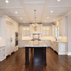 Photo Of Amish Custom Kitchens   Chicago, IL, United States. Full Overlay  Doors