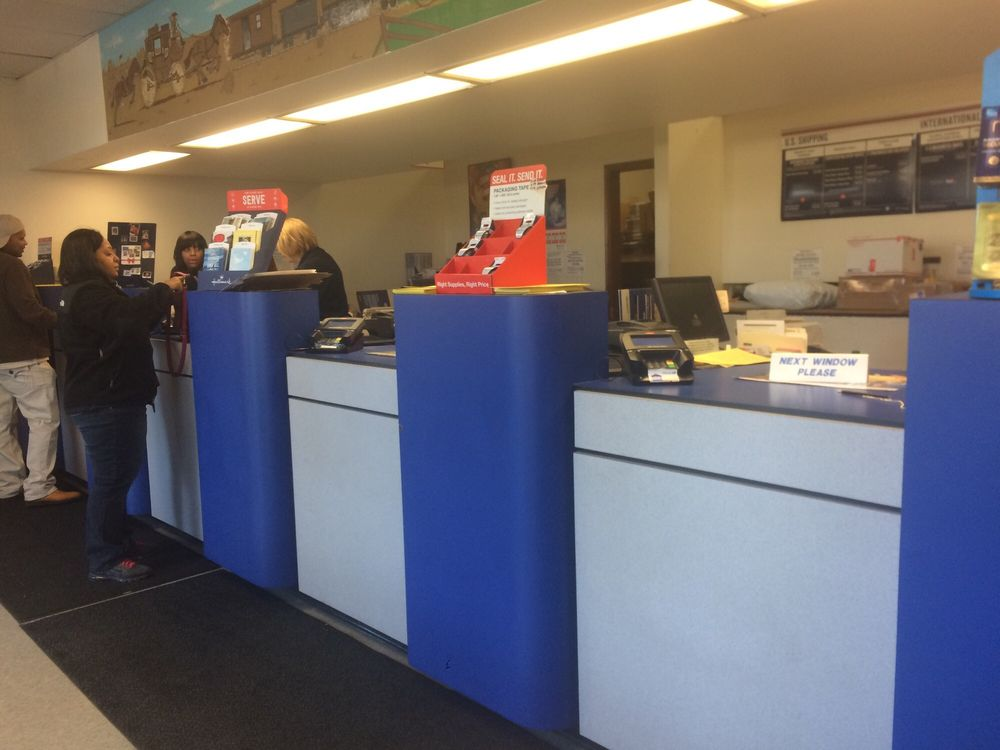 Us post office oficinas de correos 32455 w 12 mile rd for 12 terrace road post office