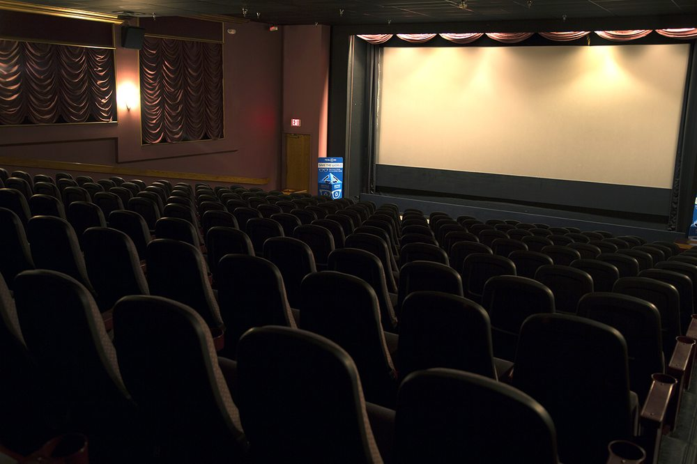Cinema 5 Theatre: 251 N Main Ave, Sioux Center, IA