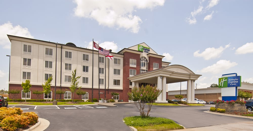 Photo of Holiday Inn Express & Suites Tuscaloosa-University: Tuscaloosa, AL