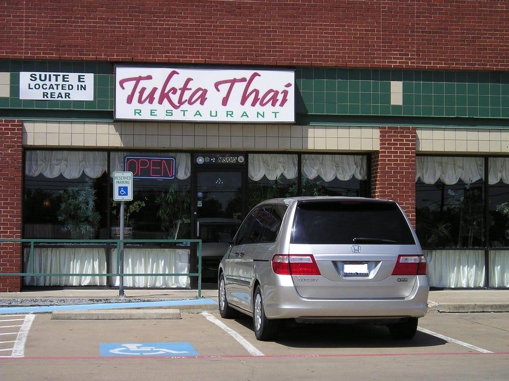 Tukta Thai Restaurant - Home - Dallas, Texas - Menu ...