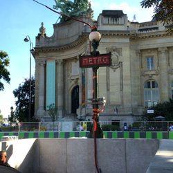 Métro Champs-Elysées - Clemenceau - Public Transport - Avenue des ...