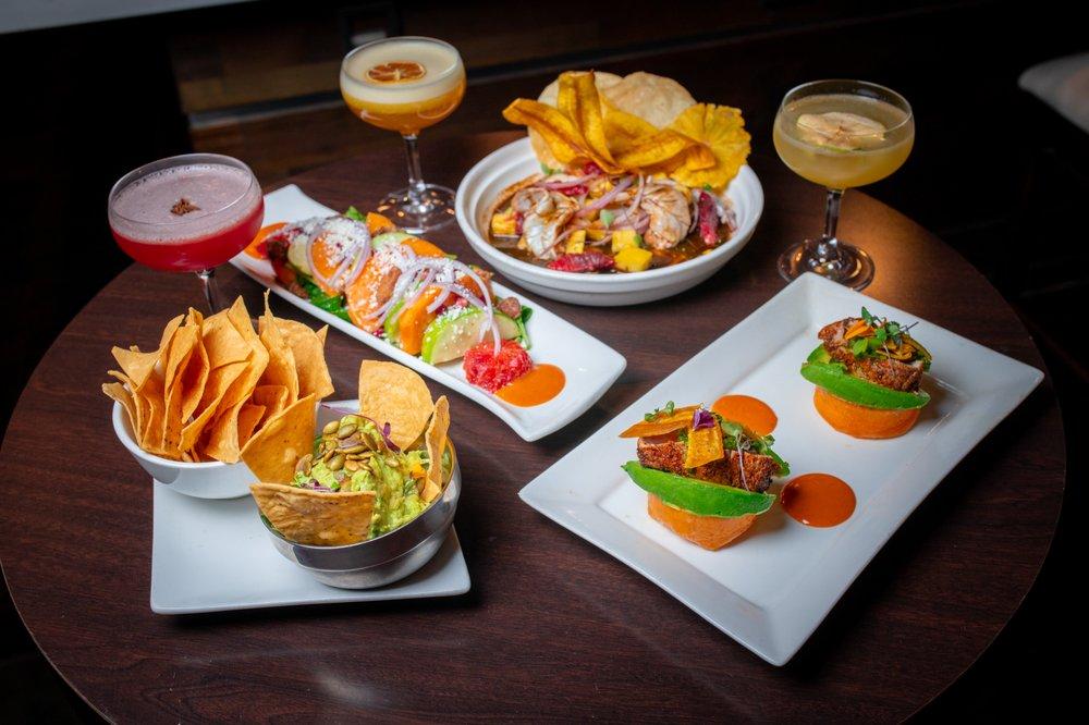 LV Mar Tapas & Cocktails: 2042 Broadway St, Redwood City, CA