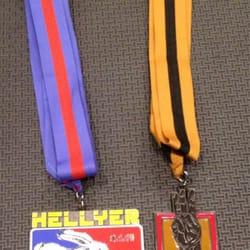Hellyer Half Marathon 10K 5K