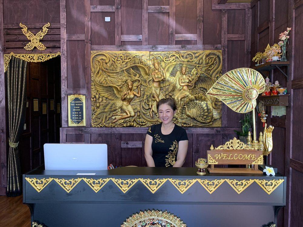 Thai Body Works: 22195 El Paseo, Rancho Santa Margarita, CA