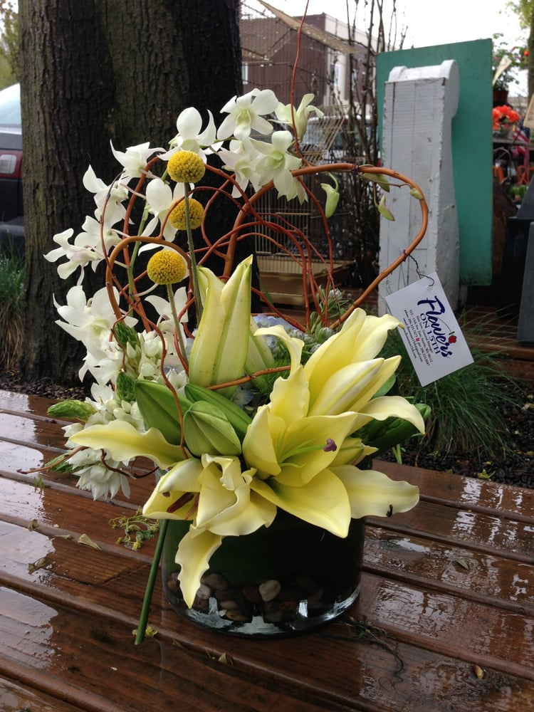 We pride ourselves on European-inspired floral design that ...