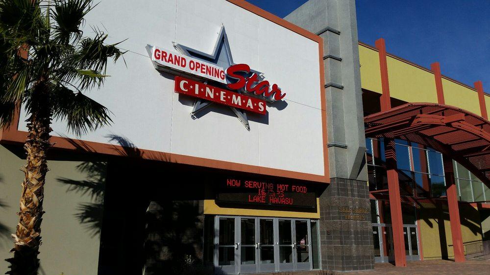 Star Cinemas: 5601 N Hwy 95, Lake Havasu City, AZ
