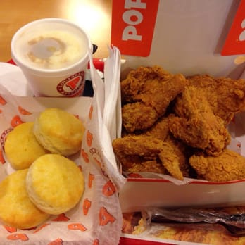 Popeyes Louisiana Kitchen popeyes louisiana kitchen - 15 photos & 29 reviews - chicken wings