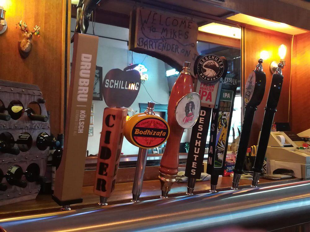 Mike's Tavern: 427 E 1st St, Cle Elum, WA
