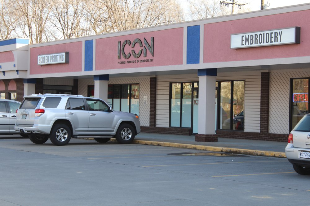 Icon Screen Printing & Embroidery: 65 Featherbed Ln, Winchester, VA
