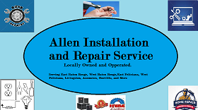 Allen Installation & Repair Service: Ethel, LA