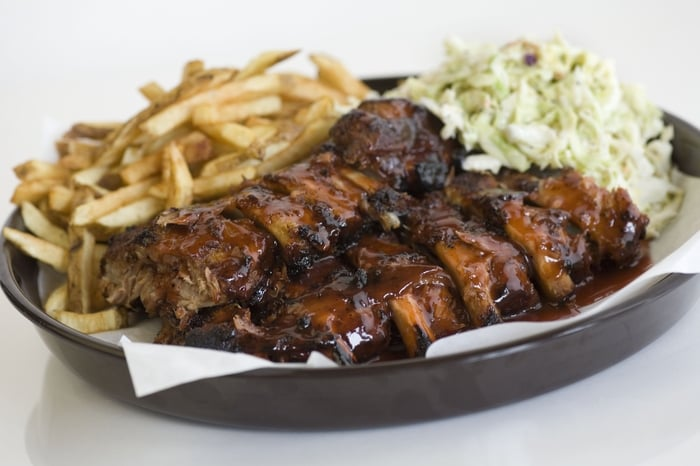 Phil's BBQ: 3750 Sports Arena Blvd, San Diego, CA
