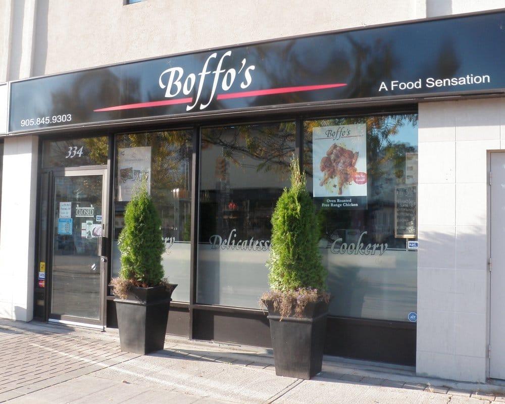 Boffo's