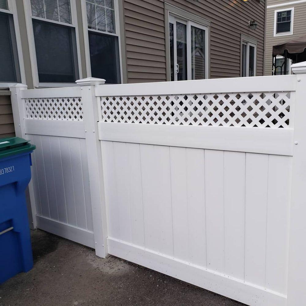 Pride Fence