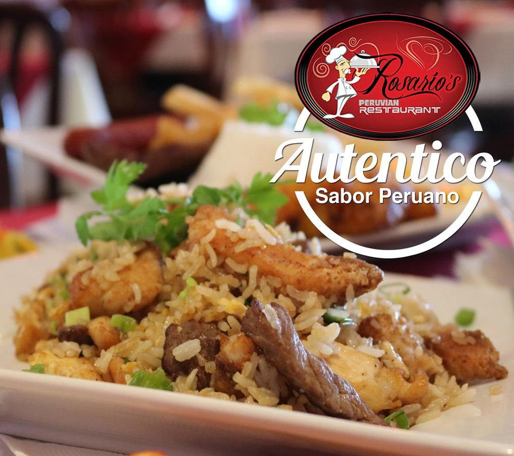 Rosario's Peruvian Restaurant: 625 Ken Pratt Blvd, Longmont, CO
