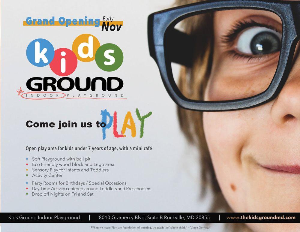 Kids Ground: 8010 Gramercy Blvd, Rockville, MD