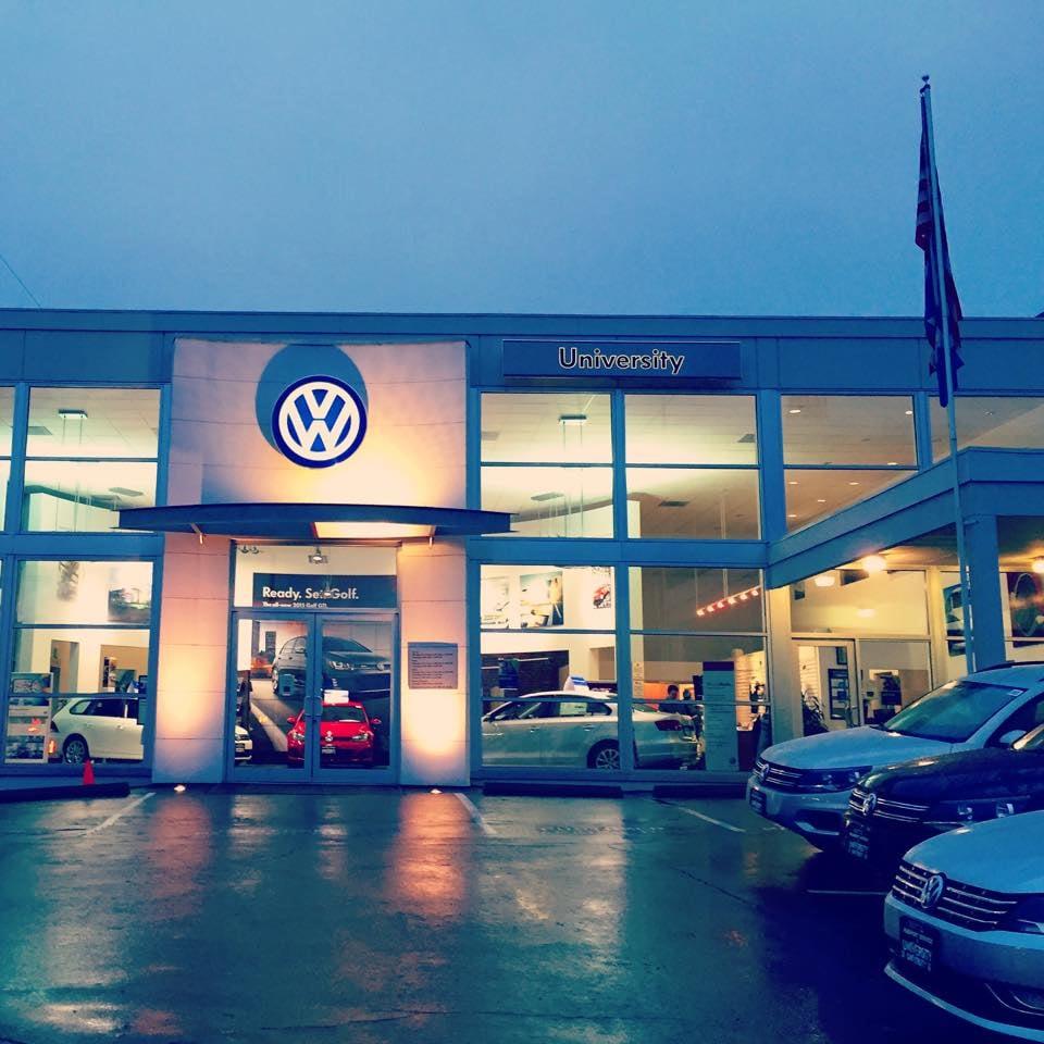 University Volkswagen