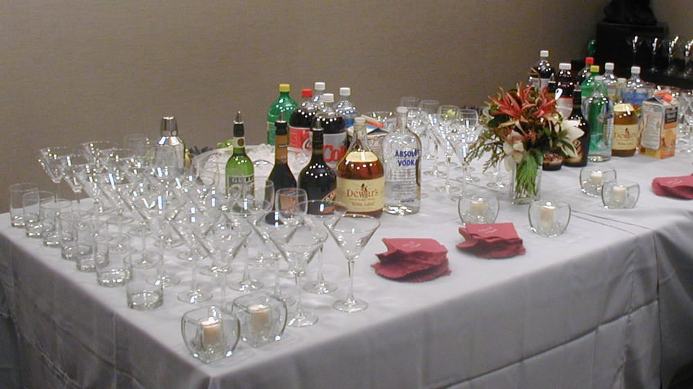 Photo Of Events A La Carte Chicago Il United States Bar Set