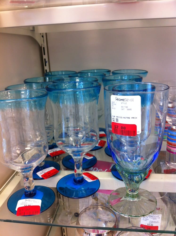Cool glassware on clearance! - Yelp
