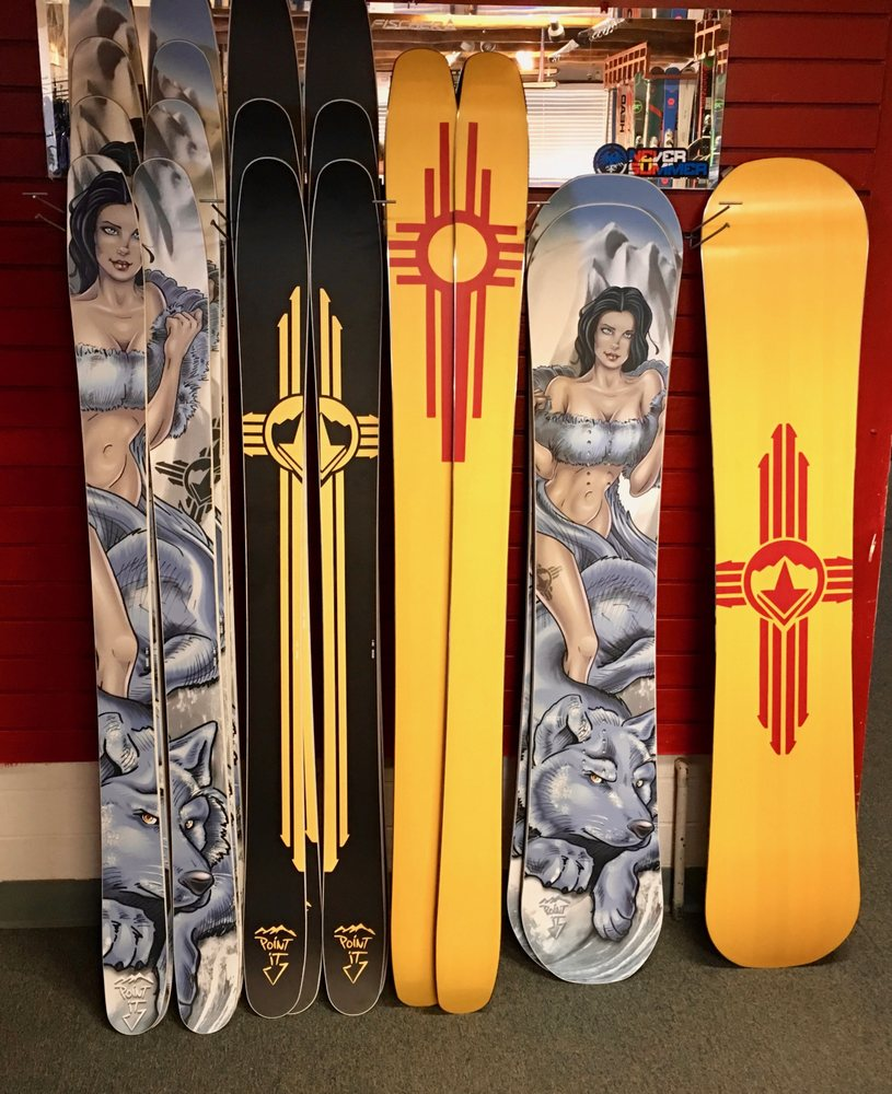 Ski Tech: 905 S Saint Francis Dr, Santa Fe, NM