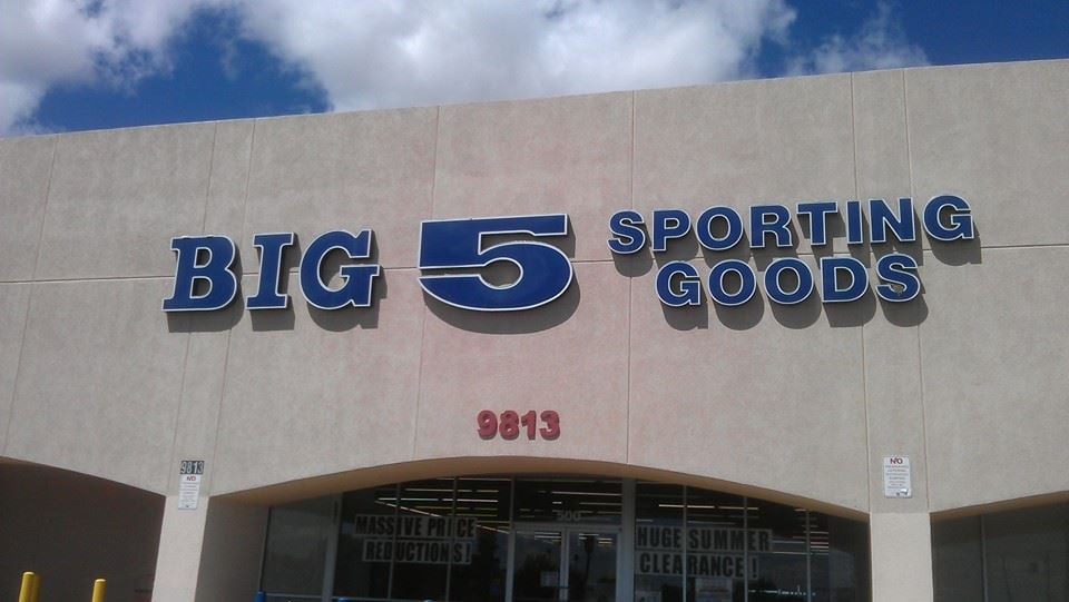 Big 5 Sporting Goods: 9813 Dyer St, El Paso, TX