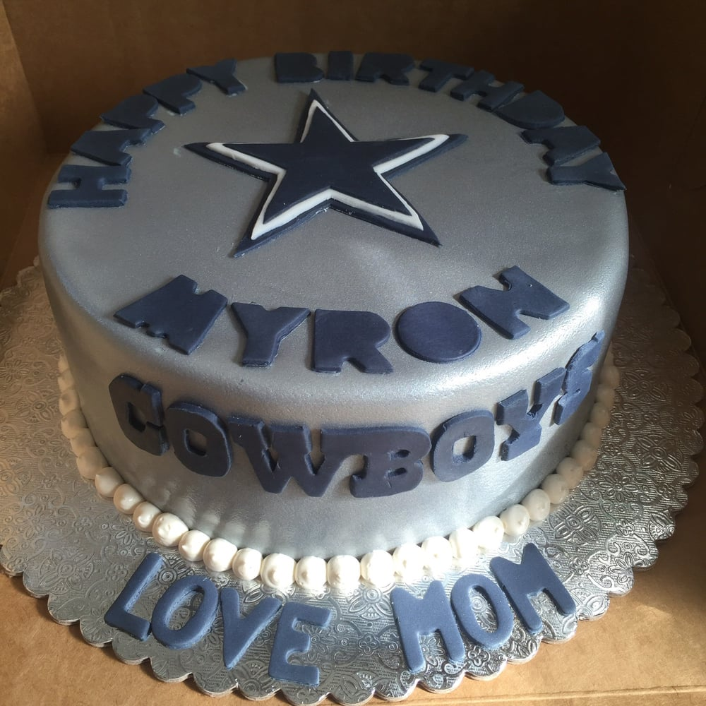 Dallas Cowboys cake Yelp