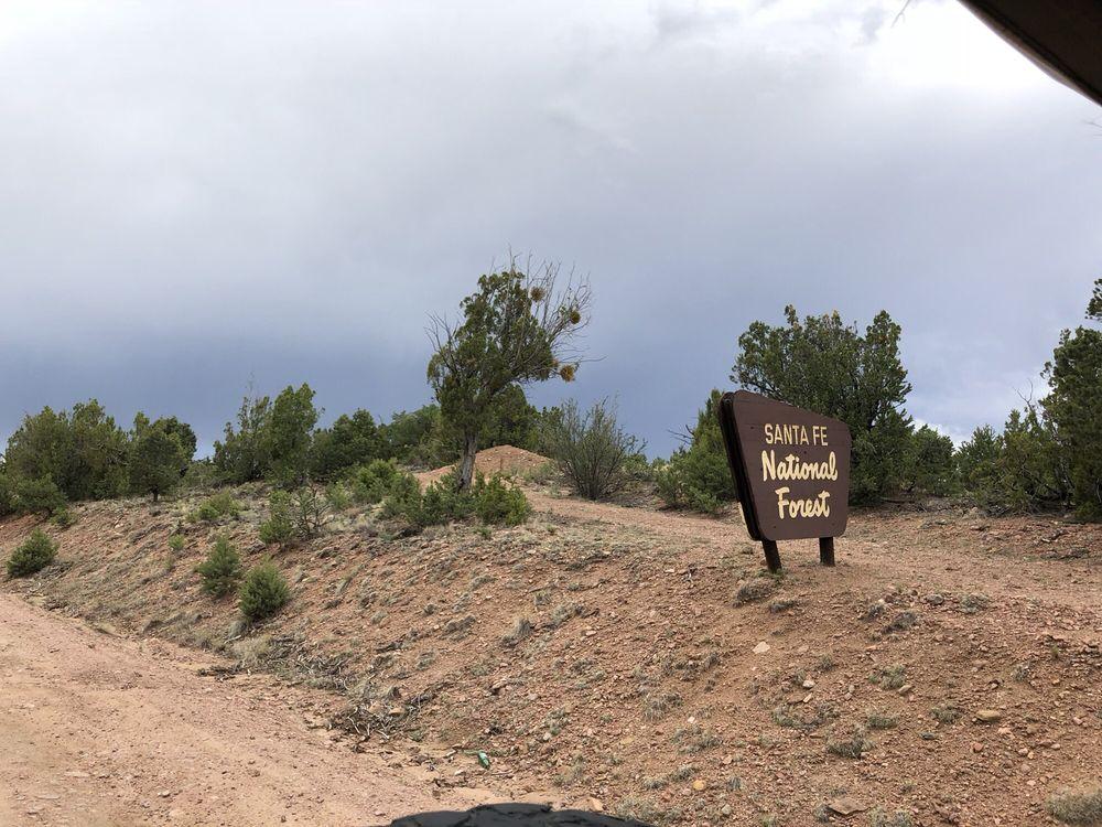 Santa Fe National Forest: Santa Fe, NM