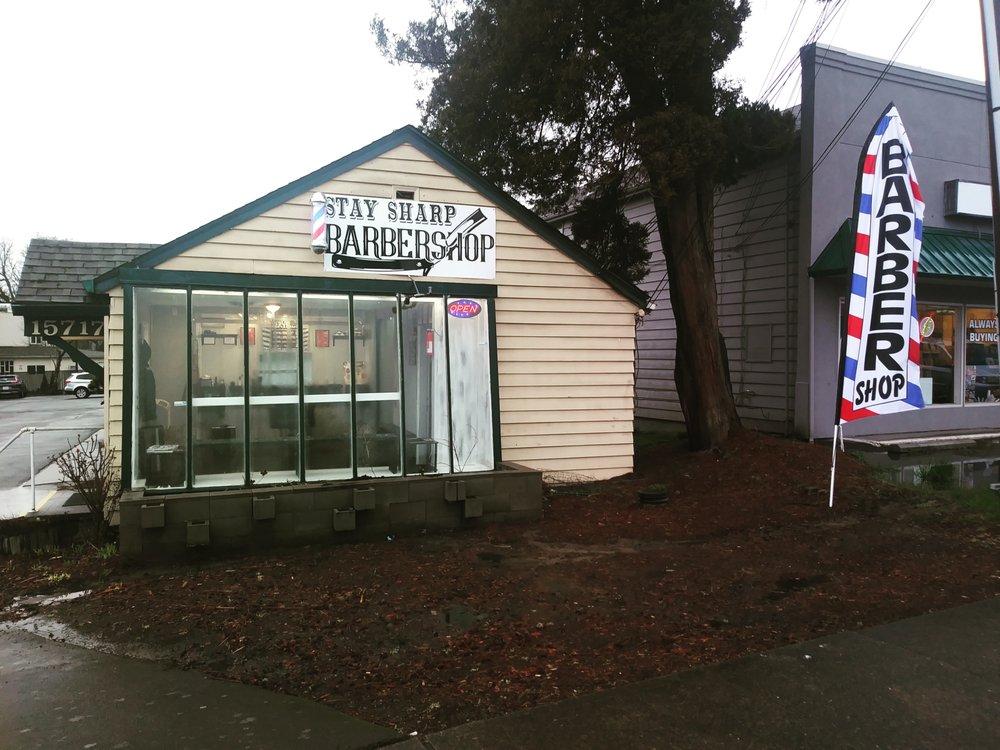 Stay Sharp Barbershop Milwaukie: 15717 SE McLoughlin Blvd, Milwaukie, OR