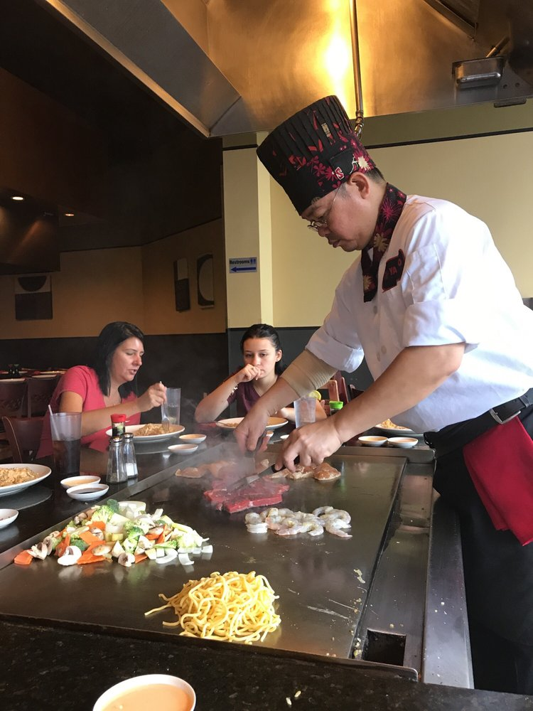 Japanese Restaurant In Wesley Chapel Fl