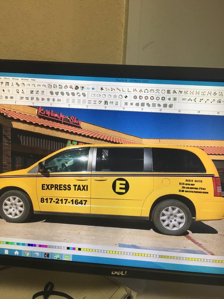 DFW Express Taxi & Limousine Services