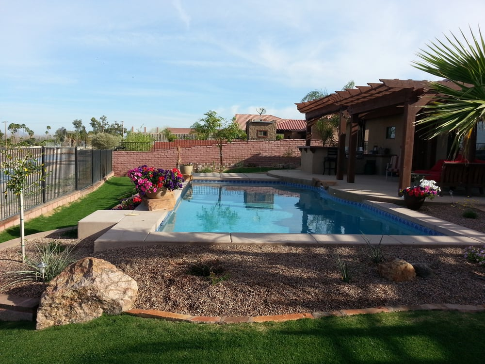 Artesian Pools and Spas: 3176 E 43rd St, Yuma, AZ