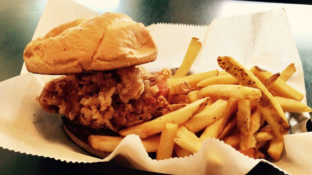 Burger Burger: 40618 Hwy 12, Avon, NC