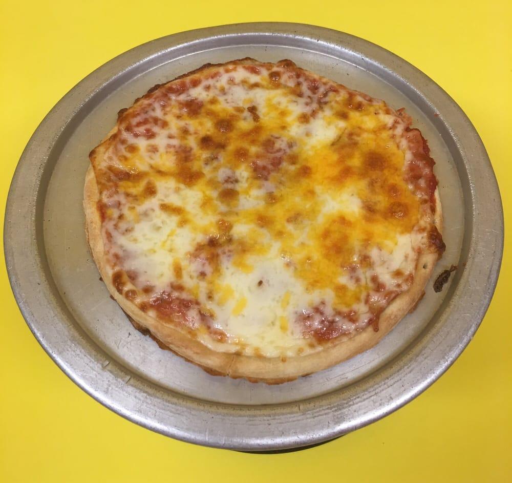 AMO Pizza: 4964 Pearl St, AMO, IN