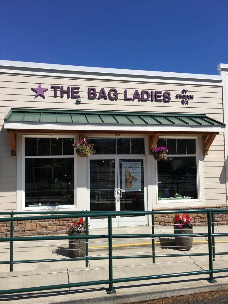 The Bag Ladies of Sequim WA: 167 Washington St, Sequim, WA