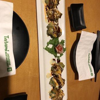 Tatami Sushi Restaurant East Bridgewater Ma
