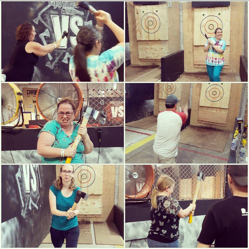 batl the home of axe throwing 21 photos recreation centres