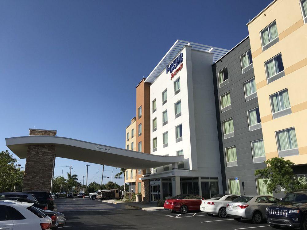 Fairfield Inn & Suites Fort Lauderdale Pembroke Pines
