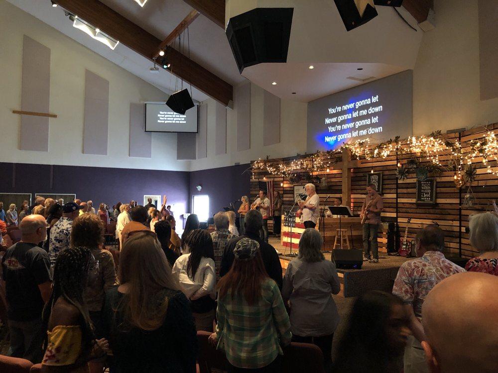 Community Church Big Bear: 40946 Big Bear Blvd, Big Bear Lake, CA