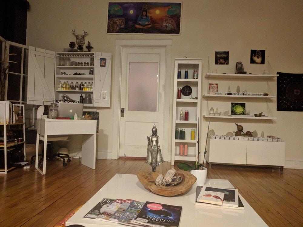 Amara Sophia Munoz - Spirit Dreamer Healing Studio