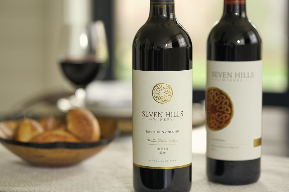 Social Spots from Seven Hills Winery