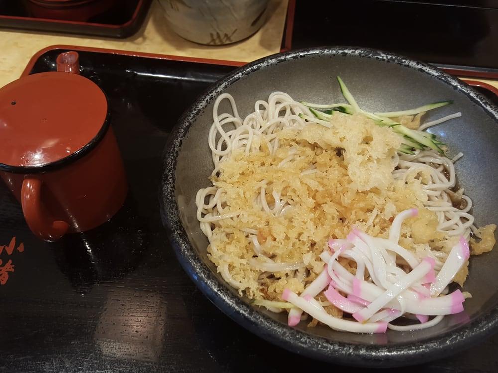 Komorosoba Kyōbashi