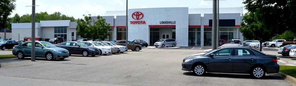 toyota of louisville 14 photos car dealers 6514 dixie hwy louisville ky phone number. Black Bedroom Furniture Sets. Home Design Ideas