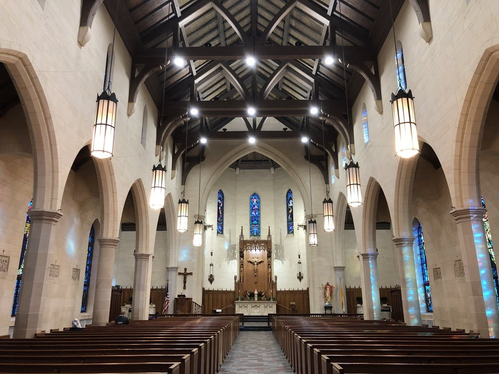 Holy Rosary Church: 3617 Milam St, Houston, TX