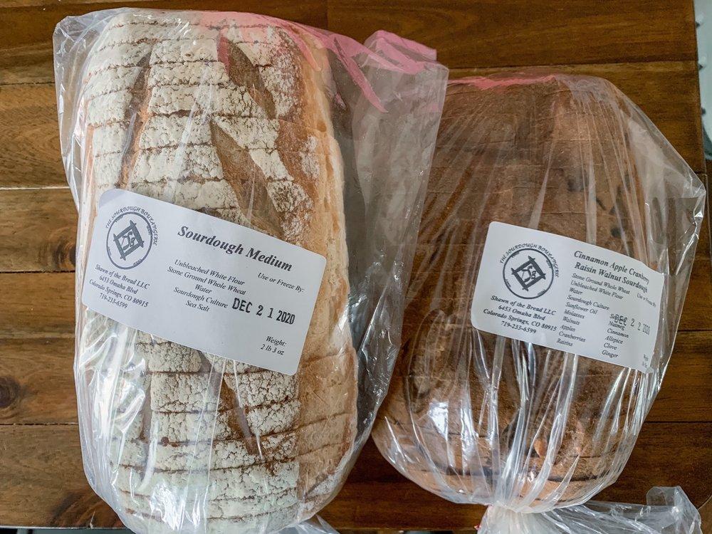 The Sourdough Boulangerie: 6453 Omaha Blvd, Colorado Springs, CO