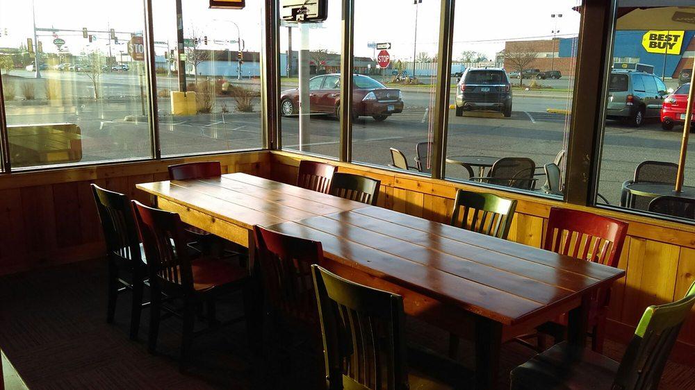 Caribou Coffee: 4135 W Division St, Saint Cloud, MN