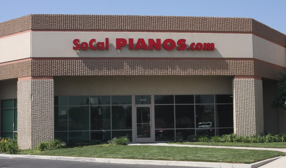 socal pianos 15 photos 31 reviews musical instruments teachers 740 s rochester ave. Black Bedroom Furniture Sets. Home Design Ideas