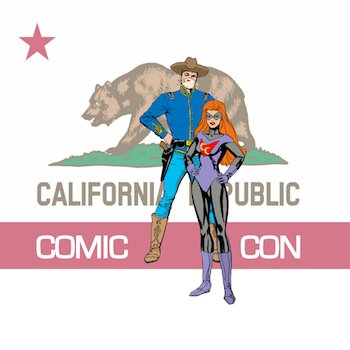 California Republic Comic Con