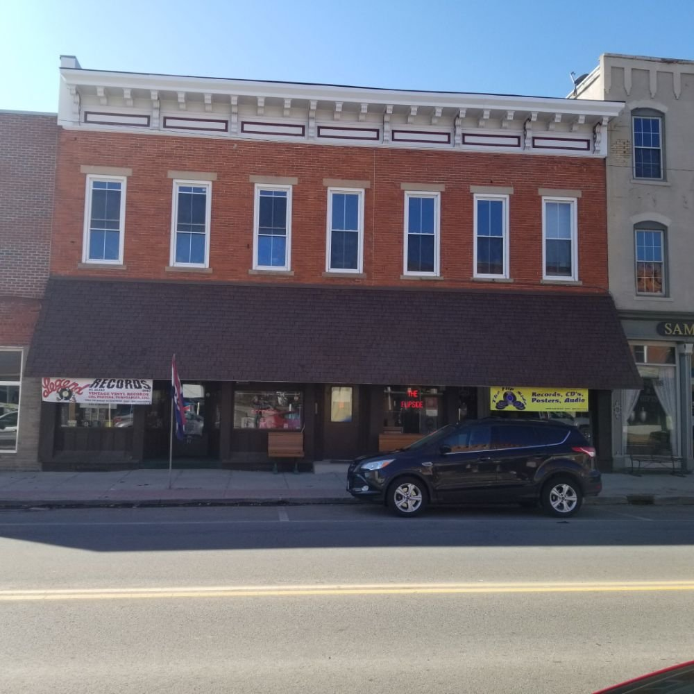Legend Records: 37 South Main St, Mount Gilead, OH
